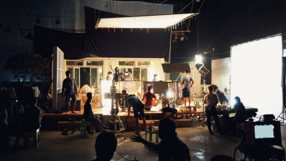 film crew Ireland section 481
