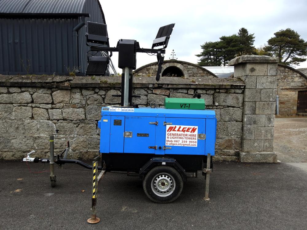 film equipment hire Ireland