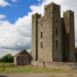 Irish film location castle